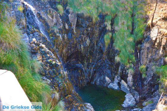 Watervallen op Lesbos